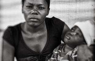 Haiti Mother